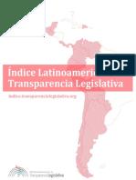 Transparencia legislativa 2016