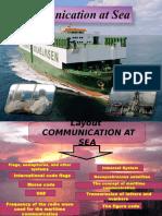 Communication at Sea