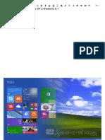 Cómo Actualizar Windows XP a Windows 8