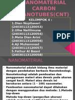 Carbon Nanotubes CNT(2)