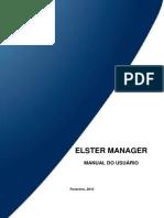 Elster Manager - Manual Do Usuário_rev1