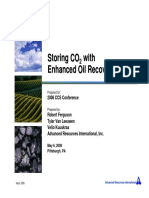 Storing CO2 With Enhanced Oil Recovery MAY 08 ARI Kuuskraa.ferguson.vanleeuwen