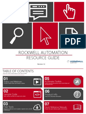 Rockwell Automation Resource Guide v1 0 KE | Programmable