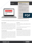 2849 ONE Automation for Oracle Retail DS En