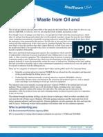 062410 EPA DESCRIBES Radioactive Drilling Waste