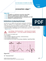 Syndrome coronarien aigu