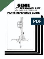Genie Lift Spare Parts