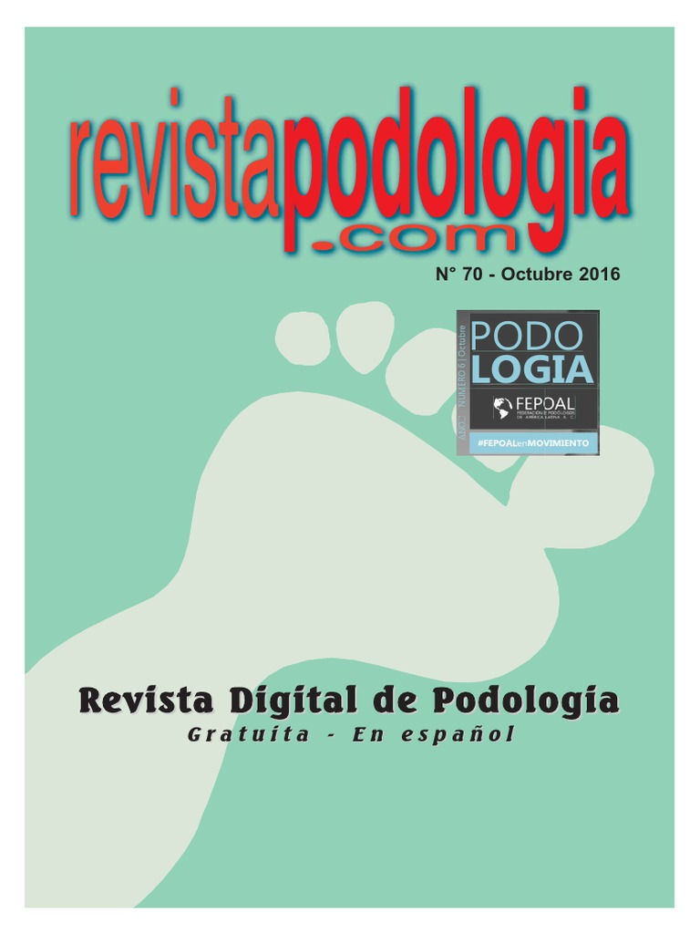 Revista Podologia