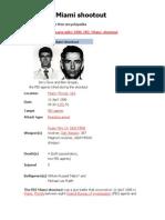 1986 Miami FBI Shootout - Matix and Platt