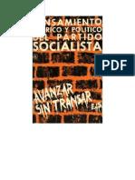 Pensamiento Teórico y Político Del PSCH