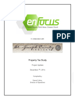Property Tax Study Update