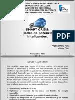 Smart Grids. -.- Redes de Potencia Inteligentes.