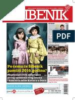 """""""Volim Šibenik"""", Broj 18. / 2016."""