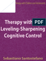 Therapy With the Leveling Sharpening Cognitive Control