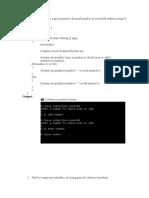 JAVA Programs Practical file