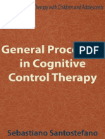 General Procedure in Cognitive Control Therapy