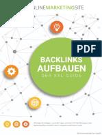 Backlinks aufbauen