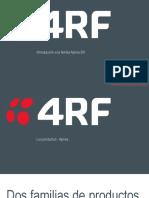 Aprisa SR Product Family Brochure Spanish