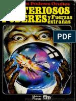 Guia de Los Poderes Ocultos - Misteriosos Poderes y Fuerzas Extrañas