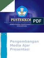 Pembuatan Media Presentasi 2014-Pustekkom