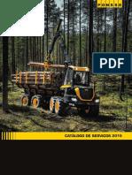 Service Catalogue 2015 PT BR