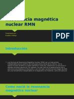 ppt resonancia magnetica