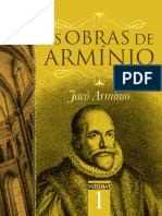 As Obras de Armínio - Volume 1.epub