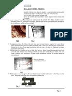 Shell Welding Procedure