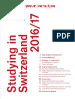 Studyinginswitzerland2016 17 ES