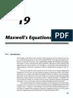 Popovic Ch19 MaxwellsEquations