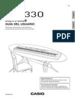 PX330_ES Manual