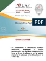 Ayudas IV Semana Ps. Soc.