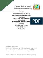 Informe Visita Tecnica Final
