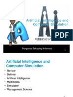 Artificial Intelligence and Multimedia
