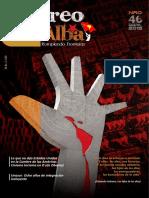 """Revista """"Correo del Alba"""" No. 46 - Abril, 2015"""