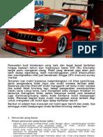 perawatan Body Kendaraan
