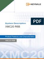 System Description XMC20 R6B RA