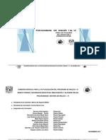 PROGRAMAS DE INGLÉS I AL VI ÁREA DE TALLERES DE LENGUAJE Y COMUNICACIÓN