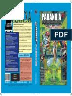 Paranoia RPG flashbacks cover