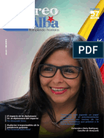 "Revista ""Correo del Alba"" No. 57 - Julio-Agosto, 2016"