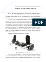 Design And Fabricate of an Active Suspension System