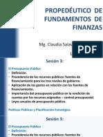 Clase Nº 3 - Propedéutico de Fundamentos de Finanzas - FINAL