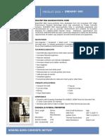 End Uro 600 Data Sheet