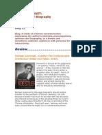 Koestler, The Power of Biography