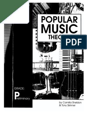 LCM POPULAR MUSIC THEORY Grade Preliminary*