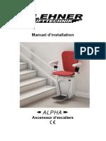 Alpha - Manual d'Installation