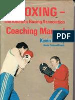 Boxing Olympic Coaching