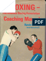 Boxing Olympic Coaching