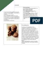 Panini Morbidi Con Cacao e Amaretti