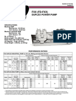 1028 Fd Fxx Duplex Power Pump